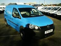Volkswagen Caddy C20 1.9 TDI PD 104PS VAN (A/C) Blue DIESEL MANUAL BLUE (2011)