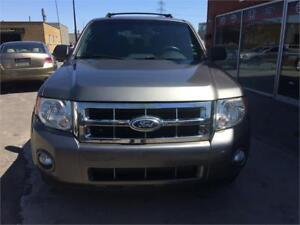 FORD ESCAPE XLT AWD AUTOMATIQUE 2012 FULL OPTION PRIX IMBATTABLE