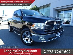 2012 RAM 1500 SLT W/BLUETOOTH & POWER WINDOWS