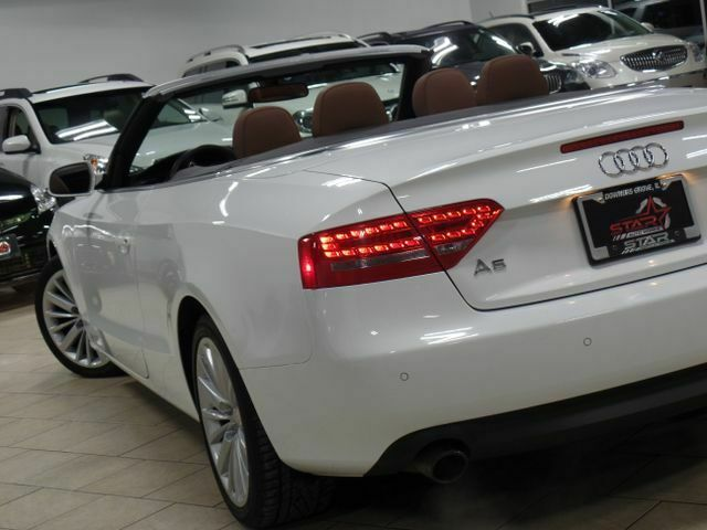 Image 21 Voiture Européenne d'occasion Audi A5 2010