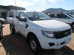 2014 Ford Ranger 4x4 Xcab F/tray Glenorchy Glenorchy Area Preview