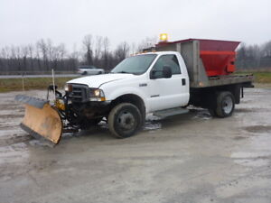 Assortment of Plow/Sander/Dump Trucks Selling By Auction!