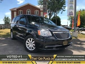2016 Chrysler Town & Country Touring|$84Wk|Stow'N'Go|7Pass|ECO|D