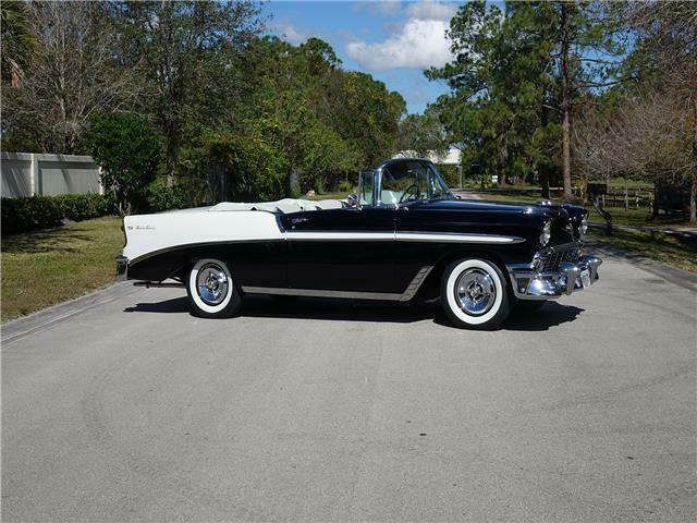 1956 Chevrolet Bel Air - Stunning Frame-Off Restoration!