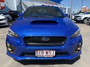 2014 Subaru WRX V1 MY15 Premium Lineartronic AWD Blue 8 Speed Constant Variable Sedan Townsville Townsville City Preview