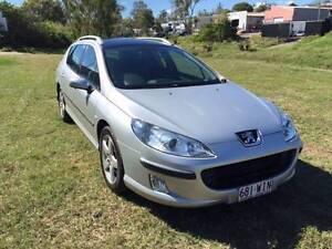 2005 Peugeot 407 wagon+1 YEARS WARRANTY+6 MONTHS REGO+Finance Salisbury Brisbane South West Preview