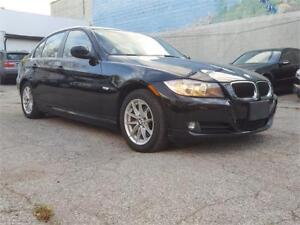 2010 BMW 323i 6spd manual trans.