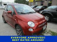 2013 FIAT 500 Sport Barrie Ontario Preview