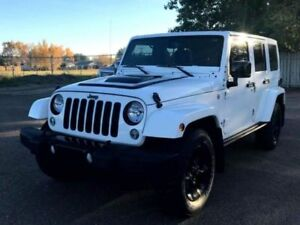 2015 Jeep Wrangler Unlimited Sahara Altitude MOTIVATED SELLER