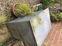 Free Steel Coal Bunker