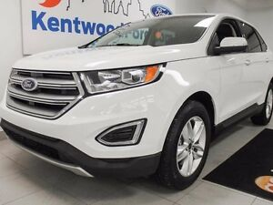 2015 Ford Edge SEL AWD ecoboost! heated leather seats! back up c