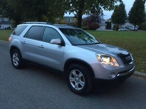 2010 GMC Acadia SLE2 AWD 8-PASS CAMERA, 8-Mag, BLUETOOTH