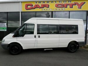 2003 Ford Transit VH Mid (LWB) White 5 Speed Manual Van