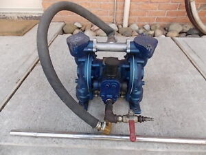 Diaphragm pumps kijiji in mississauga peel region buy sell lincoln air powered pump ccuart Image collections