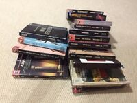 Audio cassettes of opera and other choral music