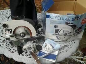 Circular Saw (parkside make) with laser
