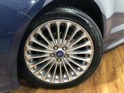 2015 Ford Mondeo MD Titanium PwrShift Blue 6 Speed Sports Automatic Dual Clutch Hatchback Kingsgrove Canterbury Area Preview