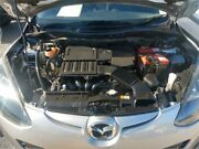 2012 Mazda 2 DE MY12 Neo Silver 5 Speed Manual Hatchback Mitchell Gungahlin Area Preview