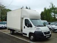 2011 CITROEN RELAY 2.2 HDi 120ps Luton Box Van 96,000 Miles