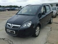 VAUXHALL ZAFIRA 2009 1.6 Z16XE1 ENGINE CODE BREAKING FOR SPARES TEL 07814971951