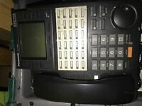 Panasonic KX-T7436 ISDN Phone System.