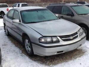CHEAP BEATER 2005 CHEV IMPALA $2000 FIRM MIDCITY WHOLESALE