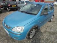 Vauxhall Corsa 1.2 i 16v Life 5dr 6 MONTHS WARRANTY INCLUDED