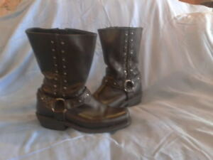 Harley Davidson Boots - like new - womans size 9
