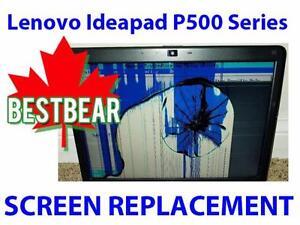 Screen Replacment for Lenovo Ideapad P500 Series Laptop