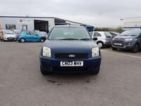 Ford Fusion 1.6 2003.5MY 2 NICE LITTLE RUN ABOUT CN03 WHV PETROL MANUAL 2003/03