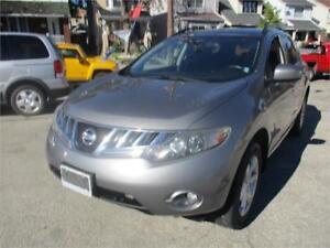 2009 Nissan Murano  4X4 ROOF