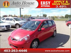 2008 Honda Fit Automatic Very Fuel Efficient Everyone Approved
