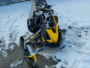 WANTED BLOWN OR WRECKED SKI DOO SLEDS