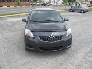 2010 Toyota Yaris Compact 4 Door Sedan $6,500