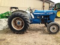 1973 Ford 4000 Tractor