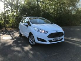 2013 FORD FIESTA 1.0 ZETEC ECO BOOST FREE ROAD TAX IDEAL FIRST CAR MUST SEE £5495 OLDMELDRUM