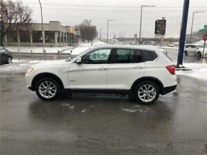 2013 BMW X3 28i-FULL-AUTOMATIQUE-MAGS-CUIR-TOITOUVRANT-NAV