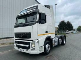 Volvo FH 460 Euro 5 Midlift Tractor Unit