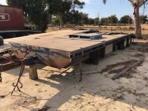 Trailer Plant Trailer Bostral SN630 Malaga Swan Area Preview