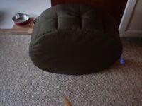 heavy duty dog bed