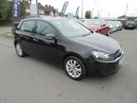 2010 Volkswagen Golf 1.6 TDi 105 Match 5dr 5 door Hatchback