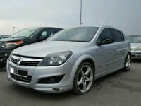 Vauxhall Astra sri + 08 (((( breaking )))) exterior pack XP