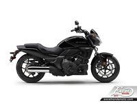 honda ctx700n 2014 noir