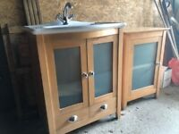 Imperial Bathroom Sink & Furniture