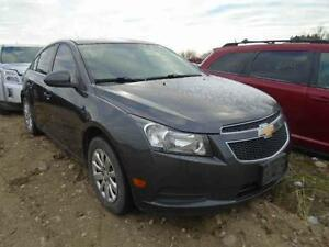 2011 Chevrolet Cruze LT Turbo w/1SA- AS IS