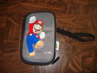 Mario Game Carry Case