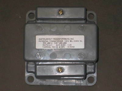 Instrument Transformers Inc. 460-480 Potential Transformer B1