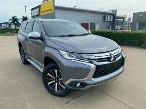 2018 Mitsubishi Pajero Sport QE MY18 Exceed Grey 8 Speed Sports Automatic Wagon Garbutt Townsville City Preview