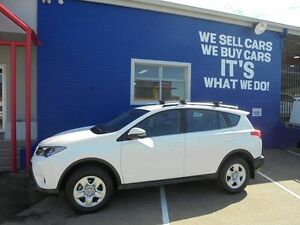 2013 Toyota RAV4 ZSA42R MY14 GX 2WD White 7 Speed Constant Variable Wagon Welshpool Canning Area Preview