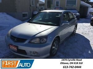 2004 Acura EL Touring - Great On Gas - Cruise Control - So Clean